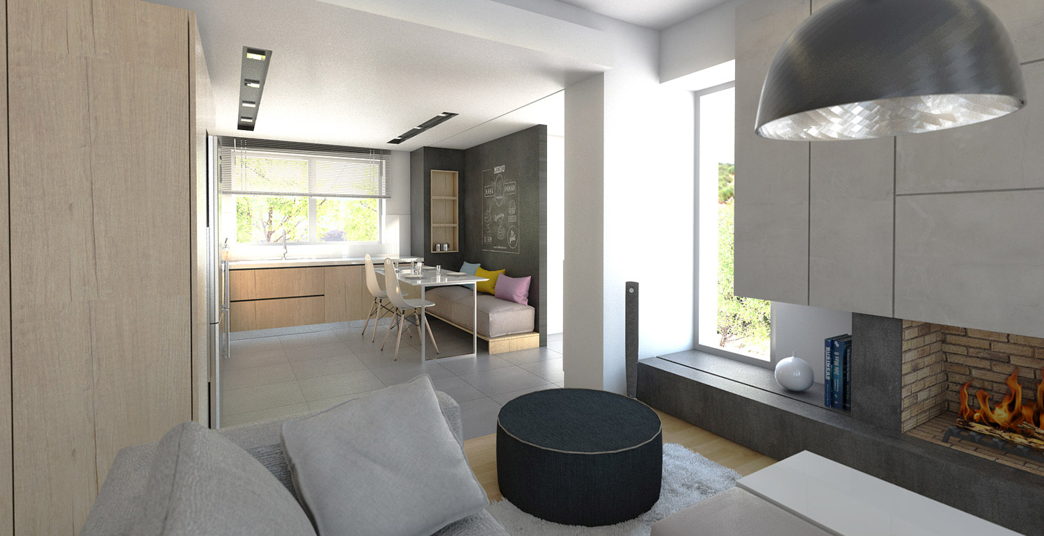 Interior Design for a Small Apartment - 4