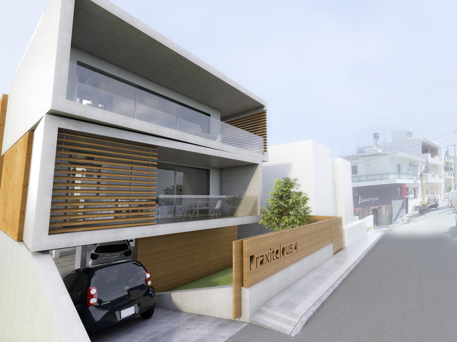 Duplex in Heraklion - 2